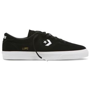 Cons Louie Lopez Pro Shoes Black White
