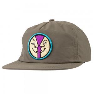 Krooked Skateboards ADJ Moon Smile Hat