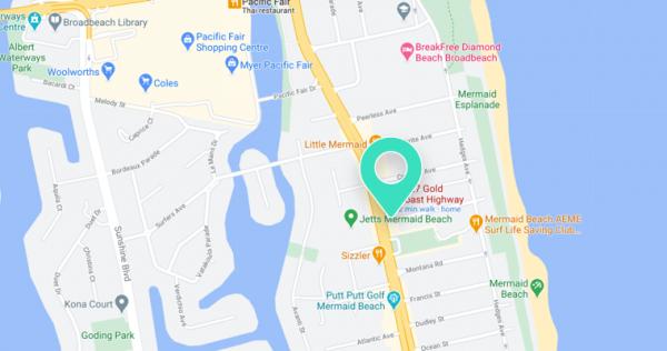 Precinct Skate Shop Location