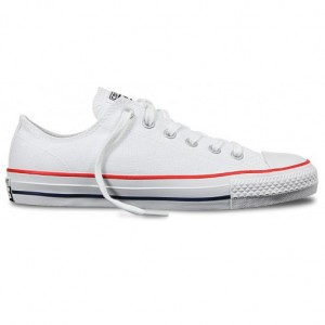 Cons CTAS Low Pro White Red Blue
