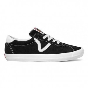 Vans Epoch Sport Pro Shoes Black White