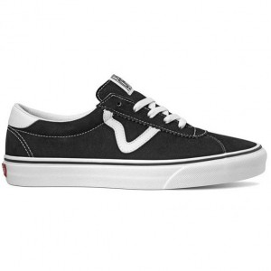 Vans Sport Shoes BlackWhite