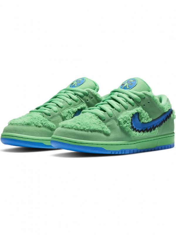 'Grateful Dead Green' Nike SB Dunk Low QS