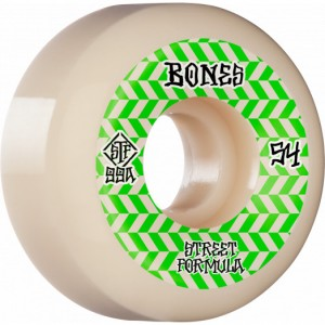 Bones Wheels - Patterns STF V5 Sidecuts 99a