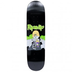 Must Be Riding Deck