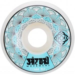 Satori Wheels Mandala Blue