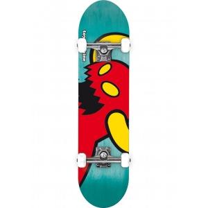 Toy Machine Skateboard Komplett Vice Monster Mini Natural Vorderansicht 600x600