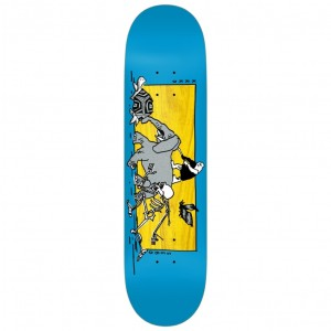 Krooked Skateboards Sebo Walker Marathon Deck