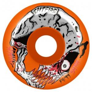 Spanky x Neckface Orange