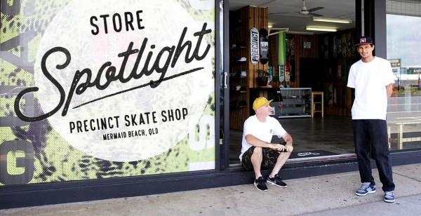 Project Store Spotlight Precinct