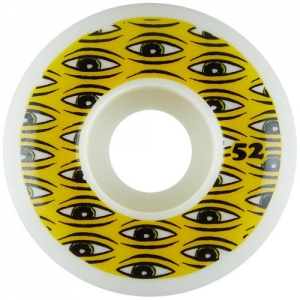 All Seeing Wheels Yellow