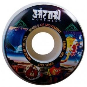 Satori Satori Vinyl Series Vinyl Shape Psychedelic