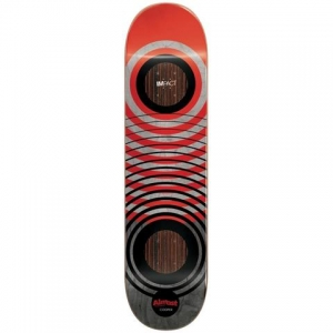 Cooper Wilt Red Rings Impact Light Deck