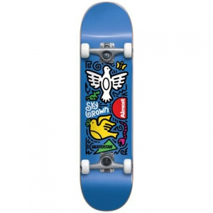 Skateistan Sky Doodle Complete - Blue