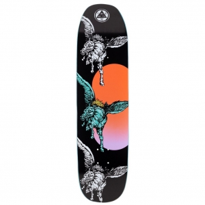 Peggy On Son Of Moontrimmer Deck - Black