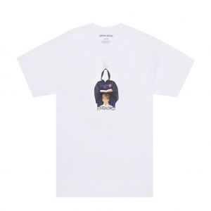 In The Name Tee White