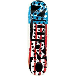 Zero Skateboards American Punk Deck B