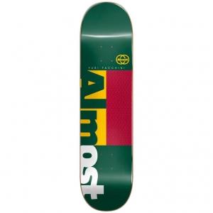 Almost Yuri Ivy League Skateboard Deck 768x
