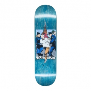 Dill Arrested Deck
