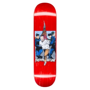 Dill Arrested Deck Red