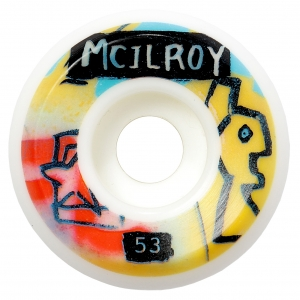 Marty Baptist - Joel Mcilroy Wheels