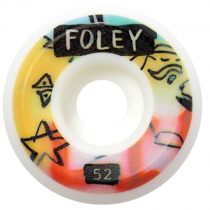 Marty Baptist - Casey Foley Wheels