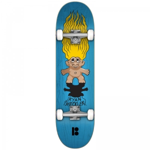 Plan B Sheckler Trolls Complete Skateboard 7 87 1