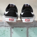 Vans Skate Classics Sk8 Low Pro Shoes Back