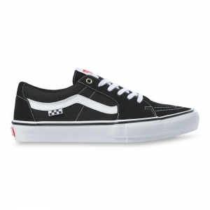 Vans Skate Classics Sk8 Low Pro Shoes Black White