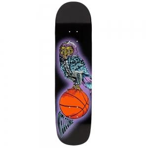 Welcome Hooter Shooter On Bunyip Mid 825 Skateboard Deck