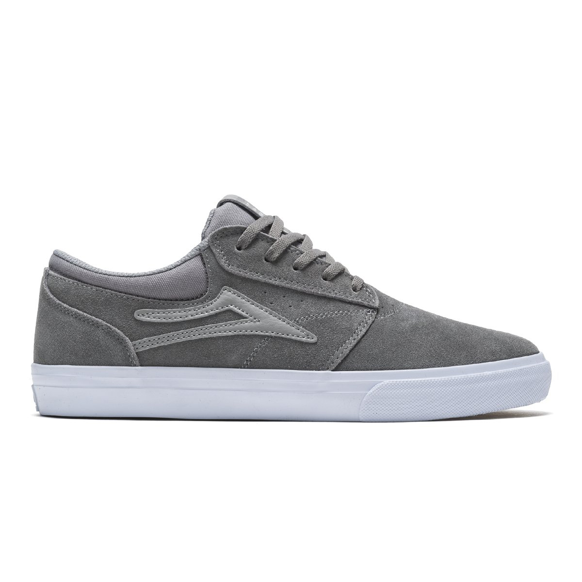 Griffin Suede Shoes – Grey
