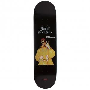 Josef Two Words Skateboard Deck 8 25 P52657 125210 Image
