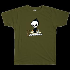 Reaper Tee - Olive