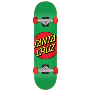 Santa Cruz Classic Dot Complete Green 2000x