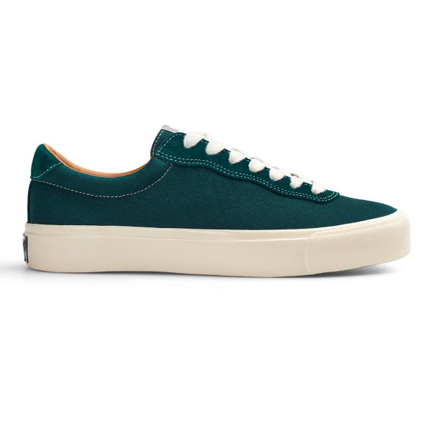 VM001 Shoes - Canvas - White/Emerald