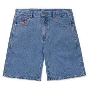 Butter Goods - Apple Denim Shorts - Washed Indigo