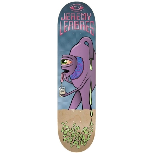 Toy Machine Jeremy Leabres Face Off Deck 1