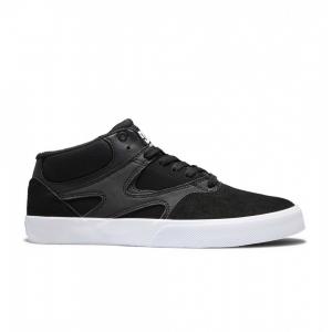 Kalis Vulc Mid Shoes - Black/White