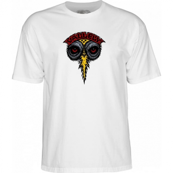 Mike Vallely Elephant Tee - White