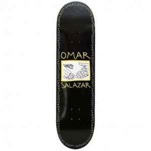 Doom Sayers 8.25 22 Omar Salazar Yellow Black