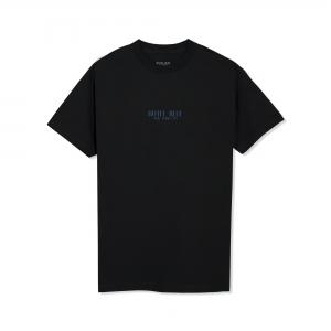 Hotel Blue Logo Tee Black