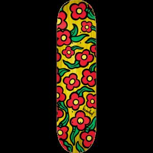 Wildstyle Flower Deck - Yellow Stain