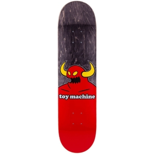 Toy Machine Monster Skateboard Deck Black