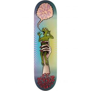Toy Machine Skateboard Decks Carpenter Turtle In Hand Multicolored Vorderansicht 0265483 600x600