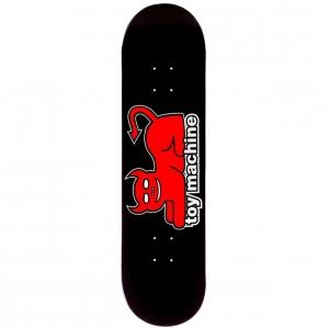 Toy Machine Skateboards Devil Cat Large Skateboard Deck 8 375 P42133 104220 Image
