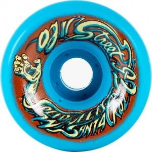 Street Speedwheels Reissue Blue Wheels