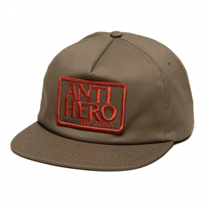 Reserve Patch Snapback - Brown