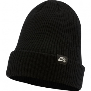 A REFRESHED FAVORITE. Just as comfortable cuffed as it is when it's slouchy, the Nike SB Fisherman Beanie is the perfect every day staple. This updated design has a slightly wider circumference so it can accommodate a wider range of head sizes. This product is made with at least 50% recycled polyester fibers. Knit fibers are soft and help keep you warm. Fold-over cuff can be worn folded up, slouchy or anywhere in between. Refreshed design has a slightly wider circumference so it can accommodate a wider range of head sizes. More Details 60% polyester/40% acrylic Hand wash Imported 60% POLYESTER 40% ACRYLIC