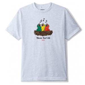 Butter Music For Life Tee