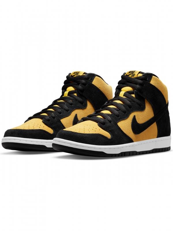 'Reverse Goldenrod' Nike SB Dunk High Pro